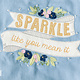 KIMBERBELL DESIGNS Fill in The Blank Deluxe Kit  - Sparkle Like You Mean It
