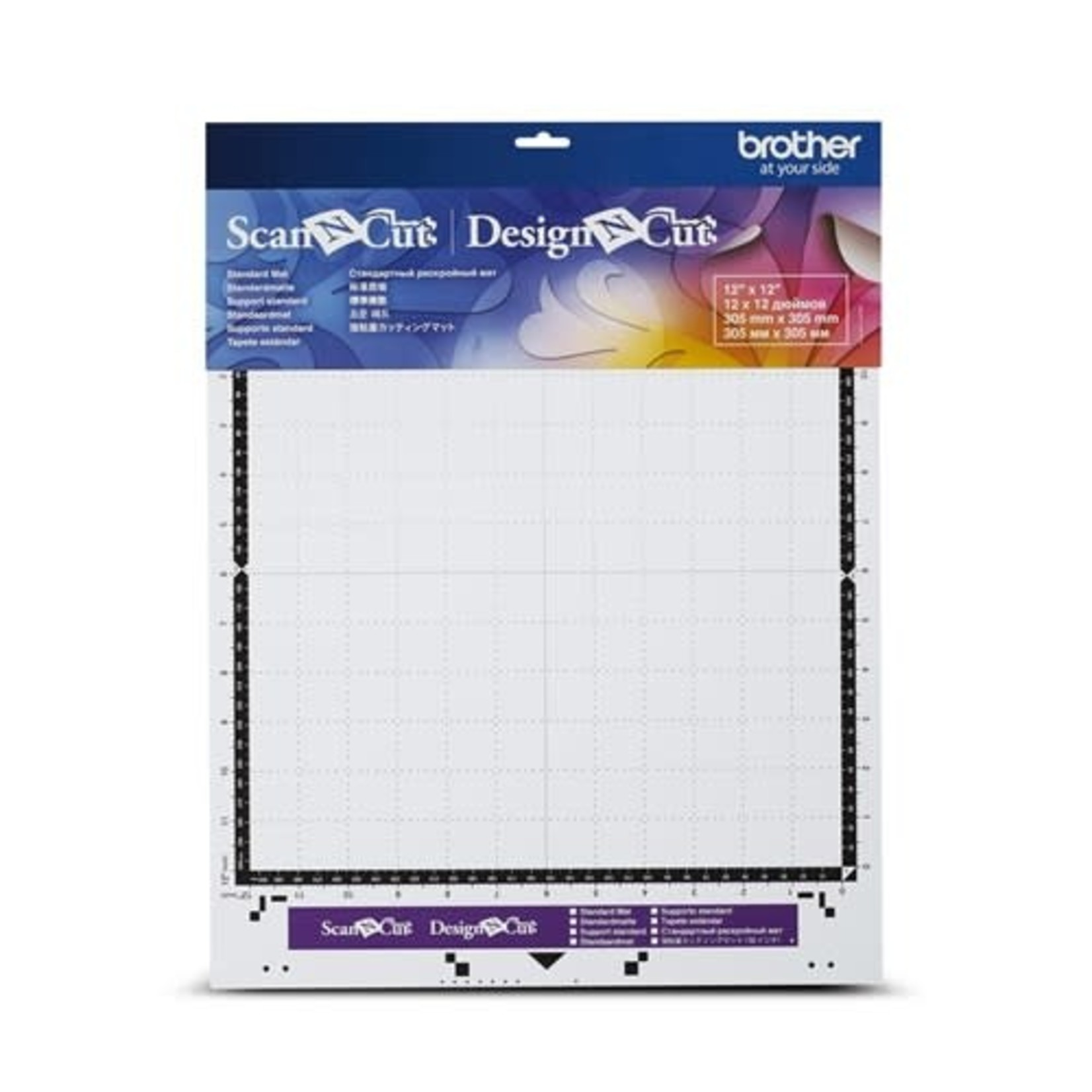 Brother BROTHER STANDARD TACK MAT 12x12 SCAN N CUT