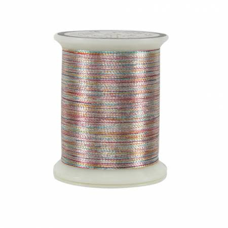Superior Metallics, Variegated Silver #031  500yards