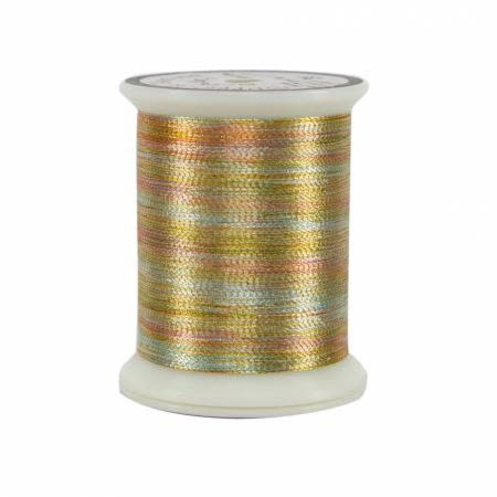 Superior Metallics, Variegated Gold #025  500yards
