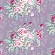 tilda Woodland, Hazel Large Flora, Lavender 100289 per cm or $20/m