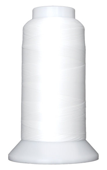 The Bottom Line Bottom Line Cone Lacy White 60wt 3000yd