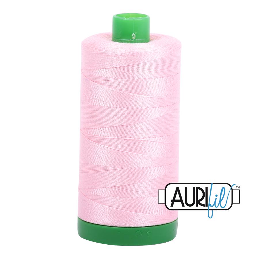 AURIFIL AURIFIL 40 WT Baby Pink 2423