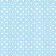 Clothworks Guess How Much I Love You, Flannel, Polka Dot, Blue (Y3086-87) per cm or $20/m