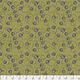FREE SPIRIT Cat Tales, Yarn Crawl- Green per cm or $16/m