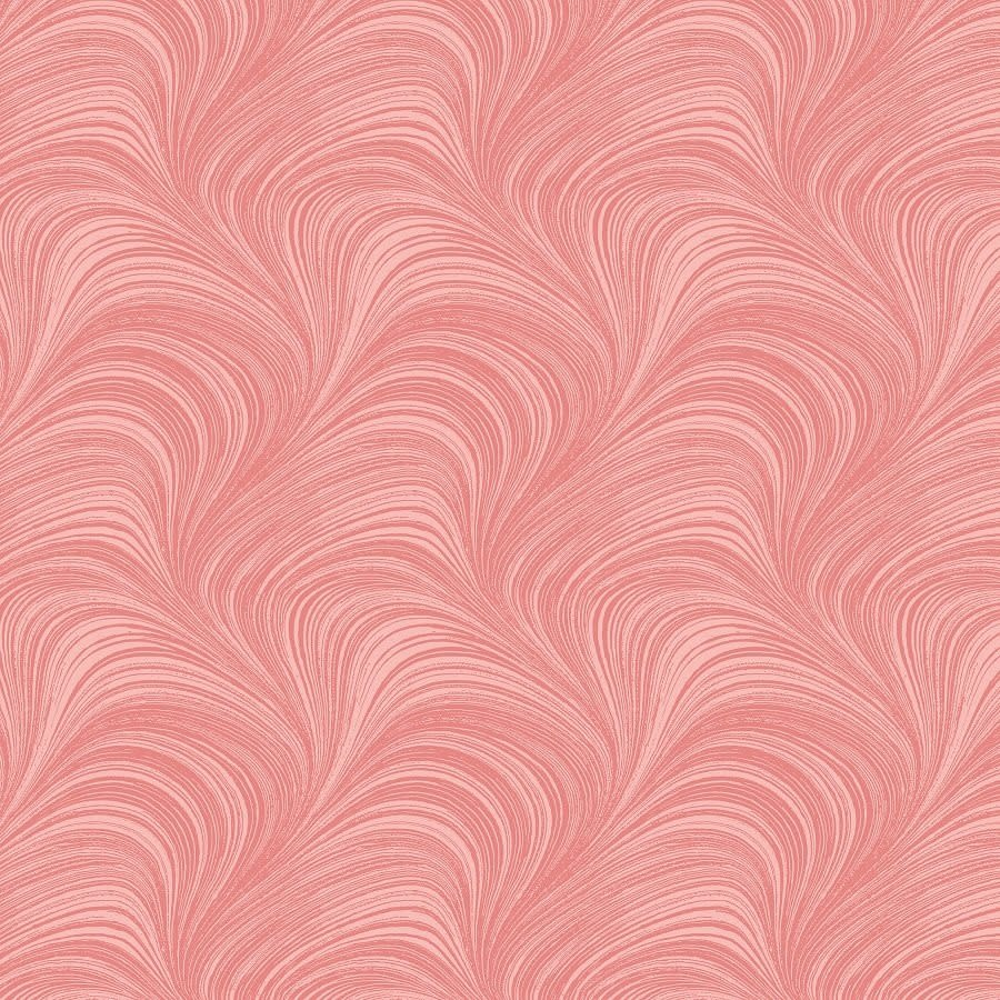 "TREND TEX Wave Texture 108"" Wide Red per cm or $32/m"