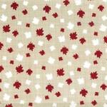 Kate & Birdie Paper Co. True North 2, Leaves, Linen 513212-15 per cm or $20/m
