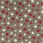 Kate & Birdie Paper Co. True North 2, Leaves, Tan 513212-16 per cm or $20/m