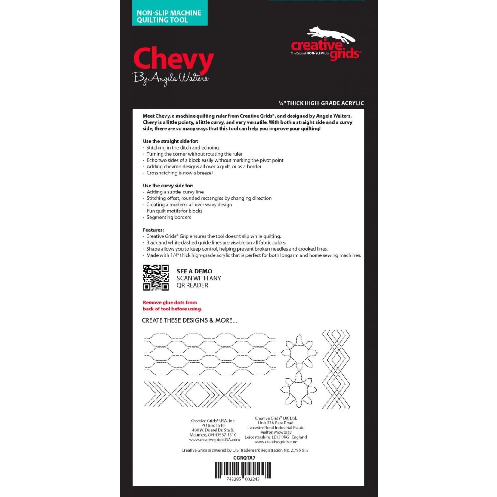 Creative Grids Creative Grids Chevy Ruler CGRQTA7