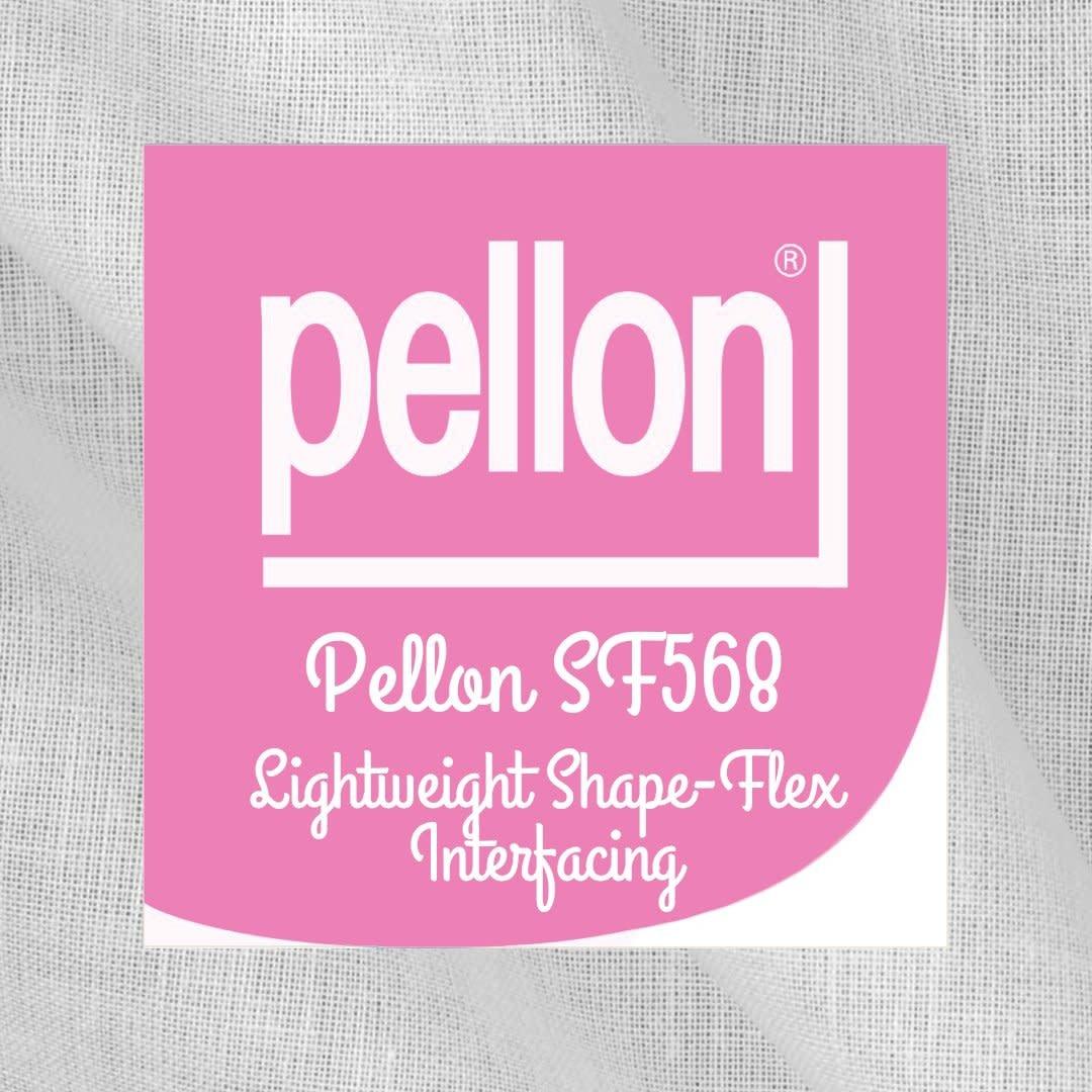"""PELLON Shape-Flex Light - WHITE - 20"""" PELSF568 $0.08 per cm or $8/m"""