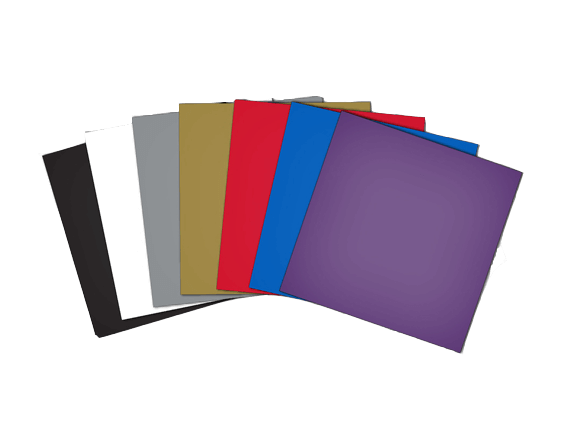 BROTHER Assorted Colour Vinyl  (10-Pack) for ScanNCut