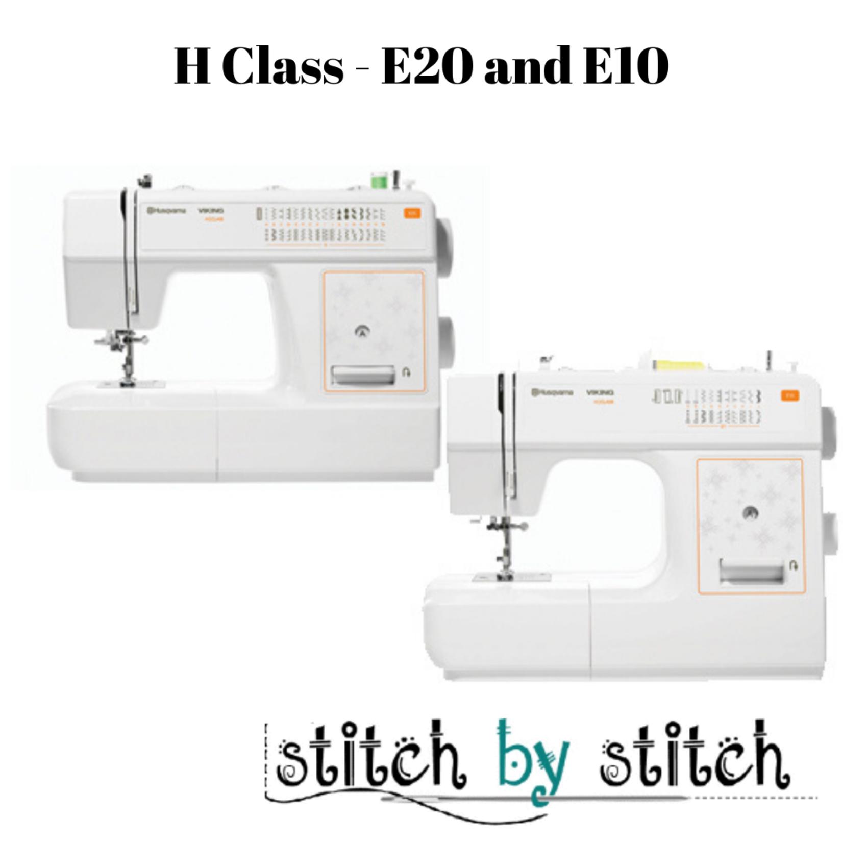 HUSQVARNA VIKING H CLASS™ E20