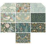 Morris & Co Pre-Order Morris - Fat Quarter - Seafoam (10 pieces)