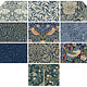 Morris & Co Pre-Order Morris - Fat Quarter - Twilight (10 pieces)