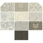 Morris & Co Morris - Fat Quarter - Parchment (10 pieces)
