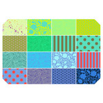 TULA PINK HOMEMADE PRE-ORDER TULA TRUE FAT QUARTER BUNDLE - STARLING