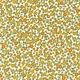 ROBERT KAUFMAN 500CM. FLORENTINE GARDEN, PETITE FLOWER, YELLOW ON WHITE $20/M