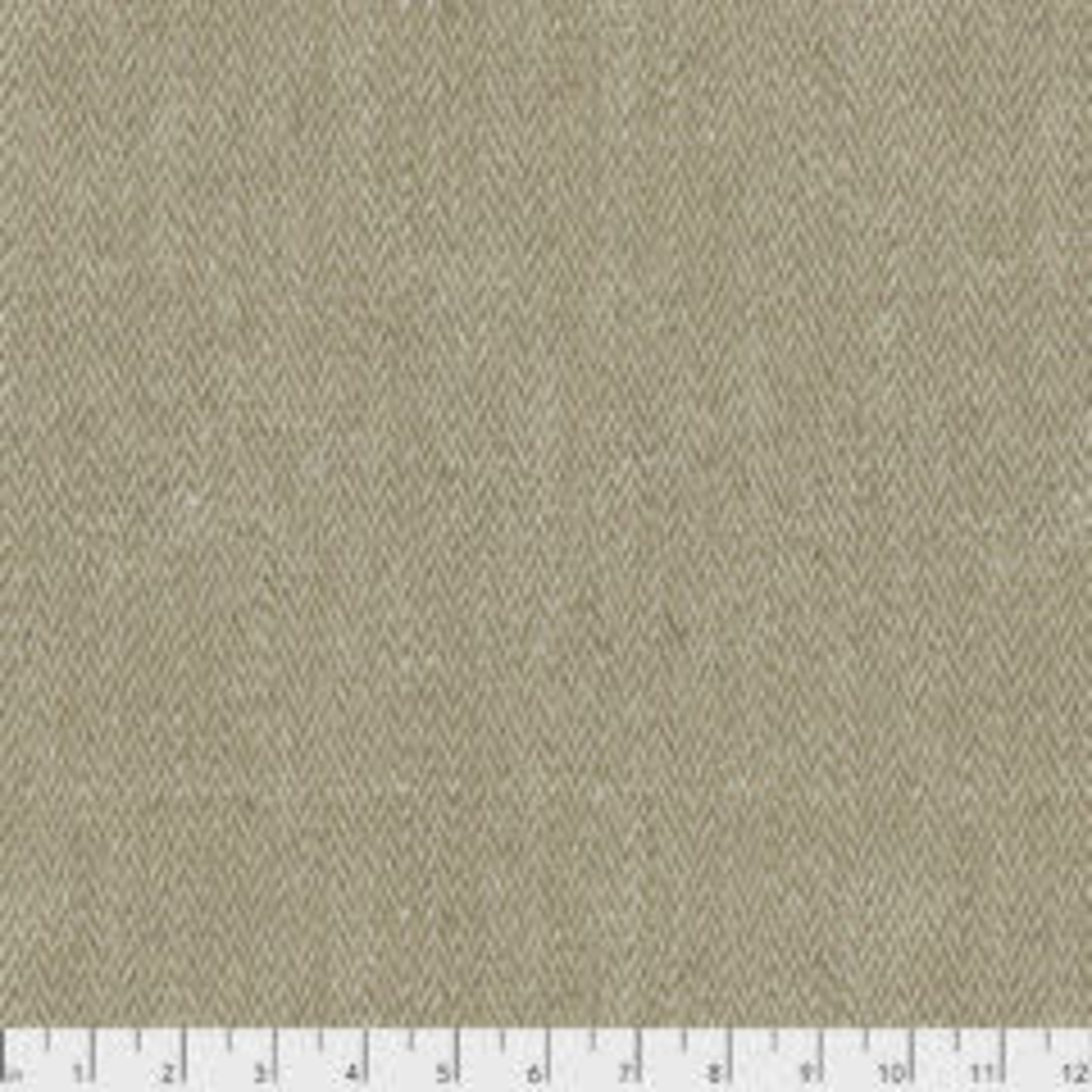 135cm MORRIS & Co. - Brunswick Weave, Fawn PER CM OR $16M