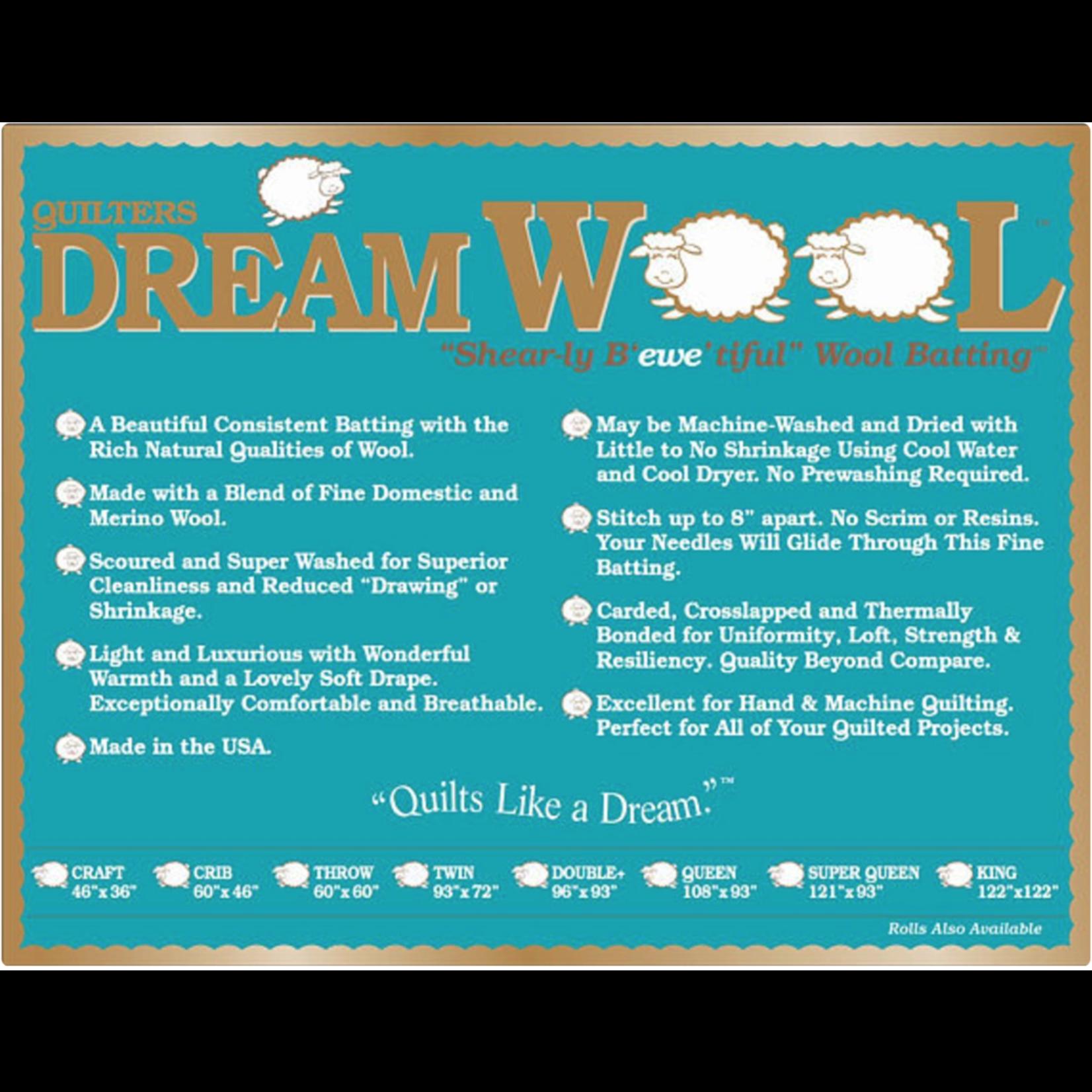 DREAM COTTON DREAM WOOL CRAFT