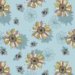 ART GALLERY Pollinate, Nectarlove PLN-94508 $0.20 per cm or $20/m