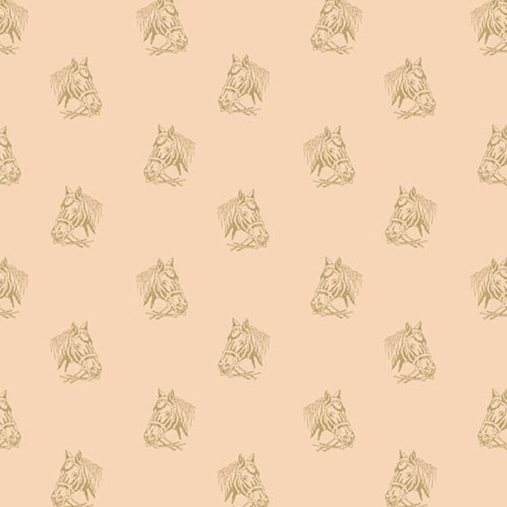 Edyta Sitar Secret Stash - Warms, Painted Pony, Pink (8627-P) $0.20 per cm or $20/m