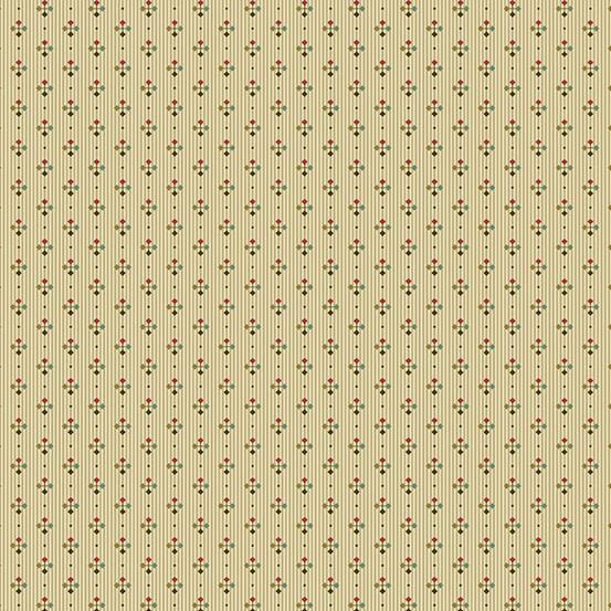 Edyta Sitar Secret Stash - Neutrals, Foulard, Tan (8758-N) $0.20 per cm or $20/m