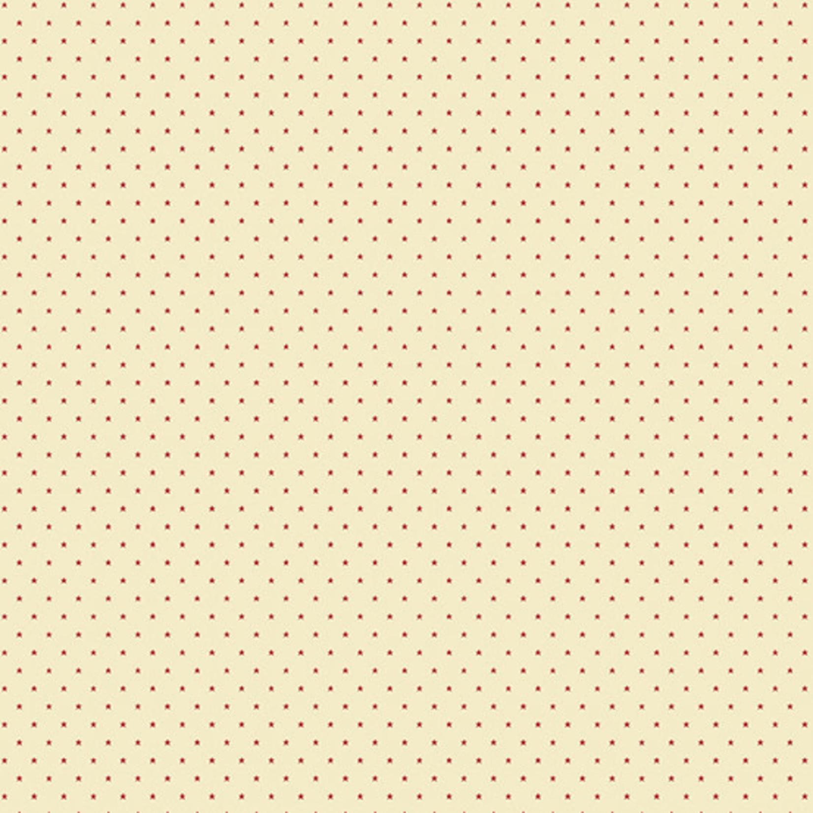 Edyta Sitar Secret Stash - Neutrals, Stars, Cream (8760-LR) $0.20 per cm or $20/m
