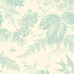 Edyta Sitar Secret Stash - Neutrals, Woodland, Cream (9174-L) $0.20 per cm or $20/m