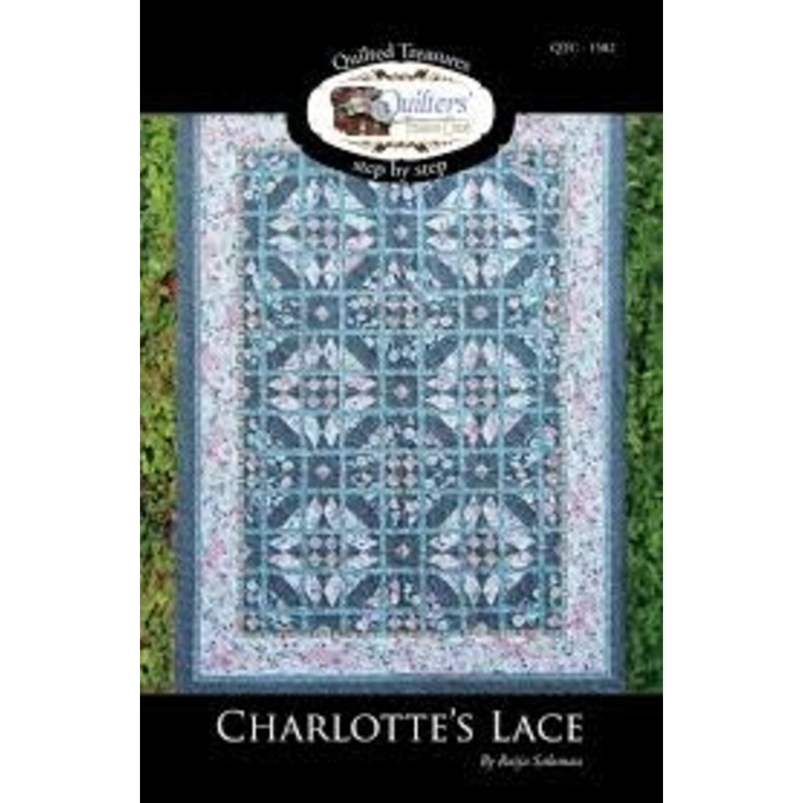 QUILTING TREASURES Charlotte's Lace