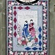 QUILTED TREASURES Panello III Quilt Pattern