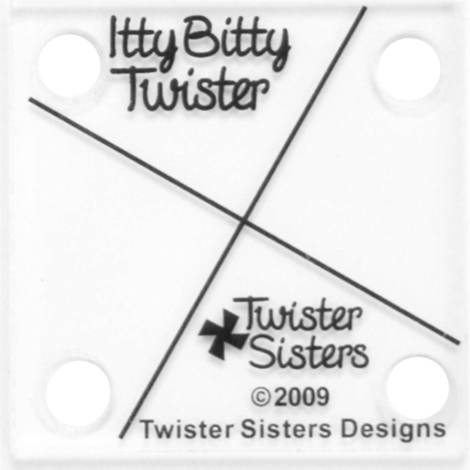 TWISTER SISTERS Itty Bitty Twister Pinwheel