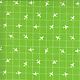 On The Go, Airplane Grid, Grass Green (20726 14) $0.20 per cm or $20/m