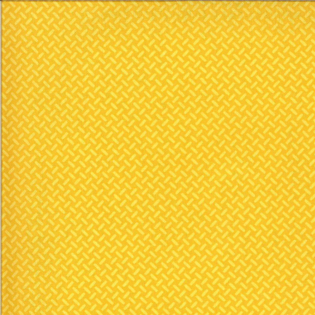 On The Go, Crosshatch, Backhoe Yellow (20728 17) $0.20 per cm or $20/m