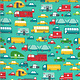 On The Go, Cars and Trucks, Jet Stream Teal (20721 12) $0.20 per cm or $20/m