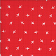 On The Go, Airplane Grid, Red Light (20726 16) $0.20 per cm or $20/m