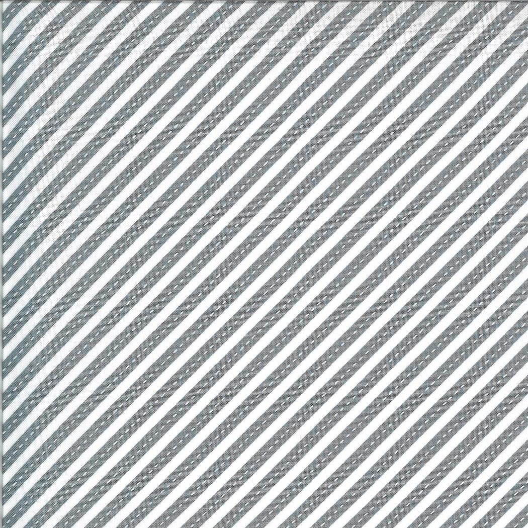 On The Go, Stripes, Steel Grey (20727 19) $0.20 per cm or $20/m