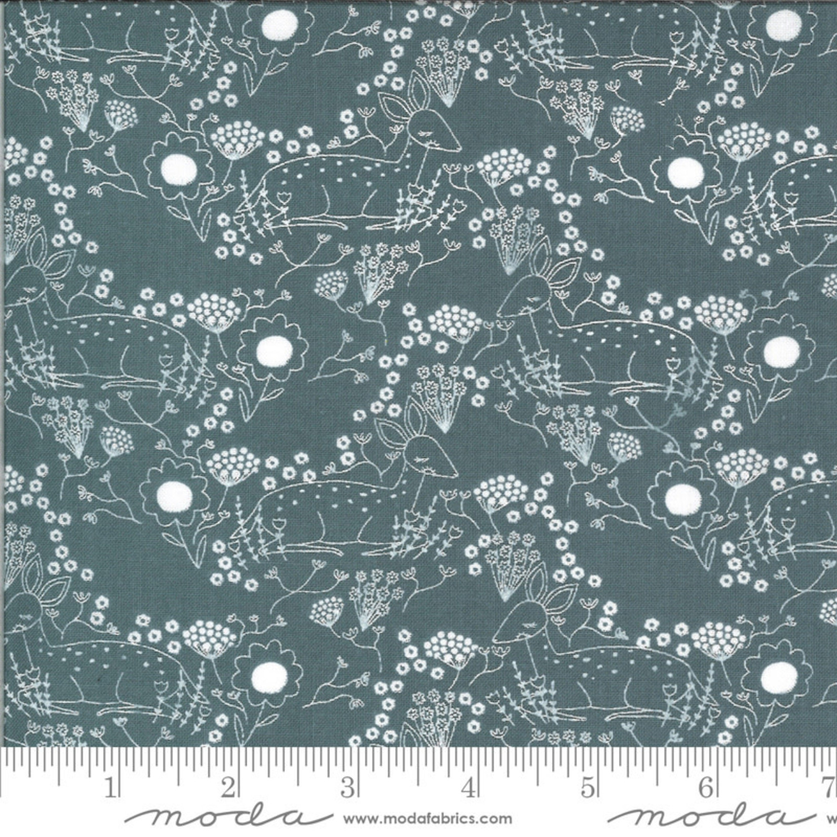 Gingiber Dwell In Possibility, Meadow Deer, Sky 48313 16 $0.20/cm or $20/m
