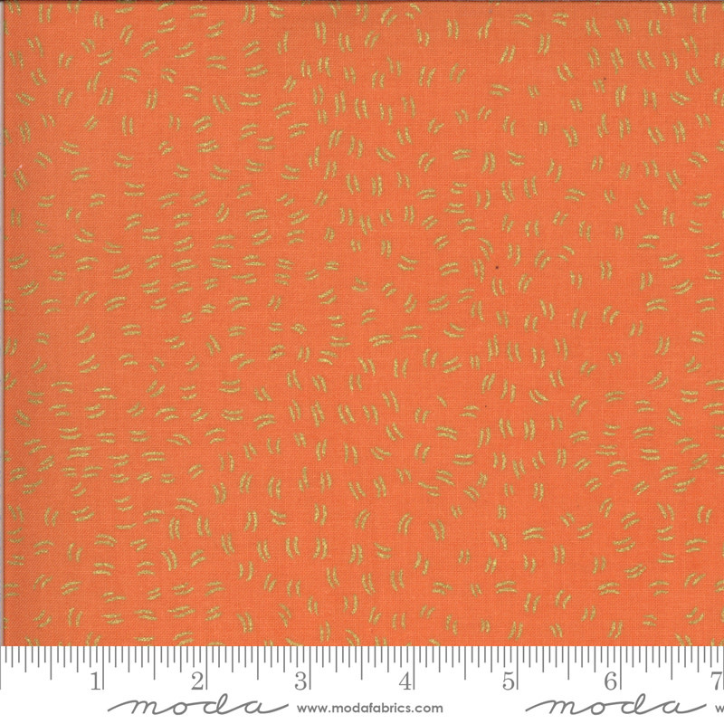 Gingiber Dwell In Possibility, Flutters, Poppy 48318 11M $0.21/cm or $21/m