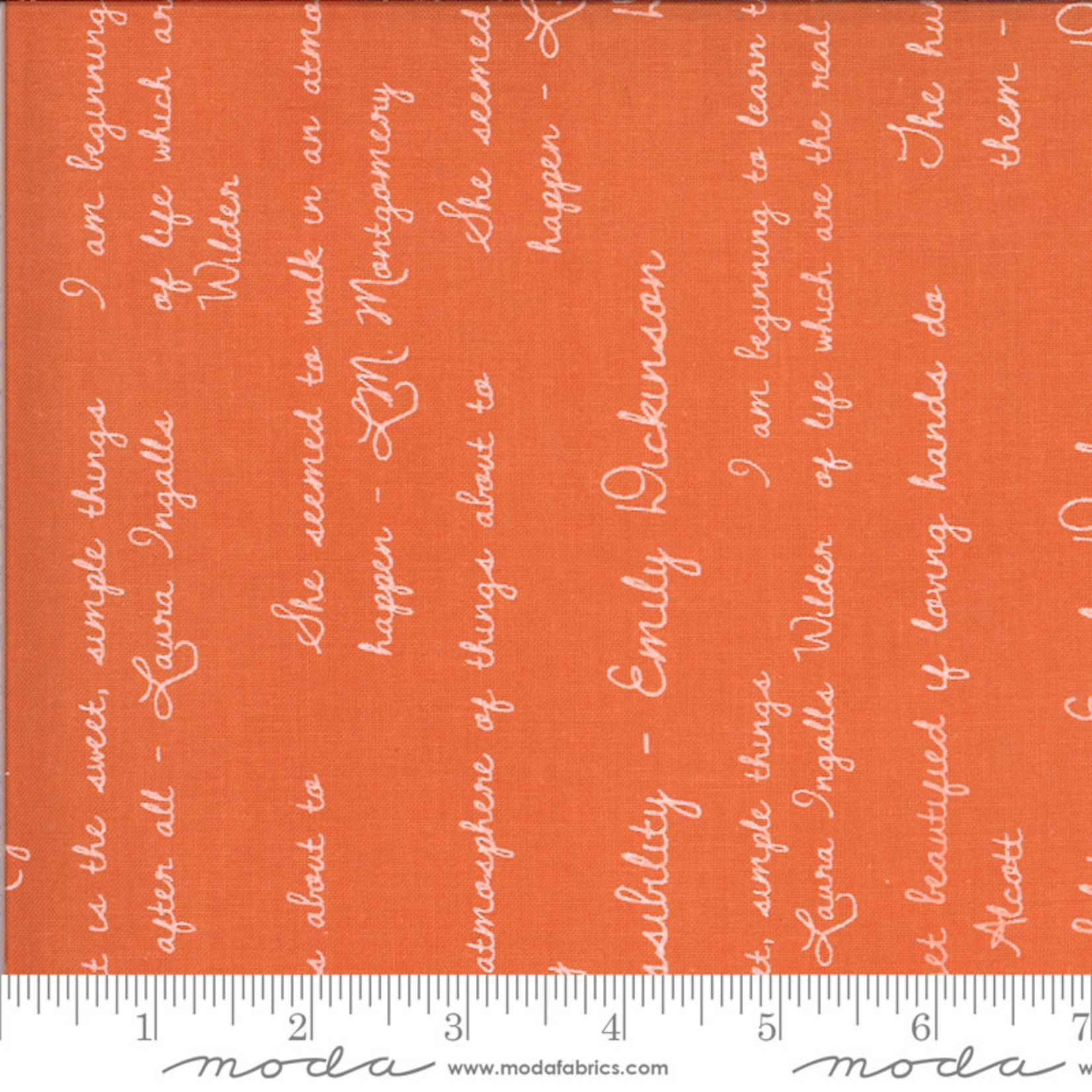 Gingiber Dwell In Possibility, Quotes, Poppy 48315 11 $0.20/cm or $20/m
