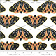 Gingiber Dwell In Possibility, Dainty Moth, Ivory 48311 19M $0.21/cm or $21/m