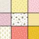 RILEY BLAKE DESIGNS Easter Egg Hunt Full Collection - Fat 1/4 Bundle - 18 Pcs