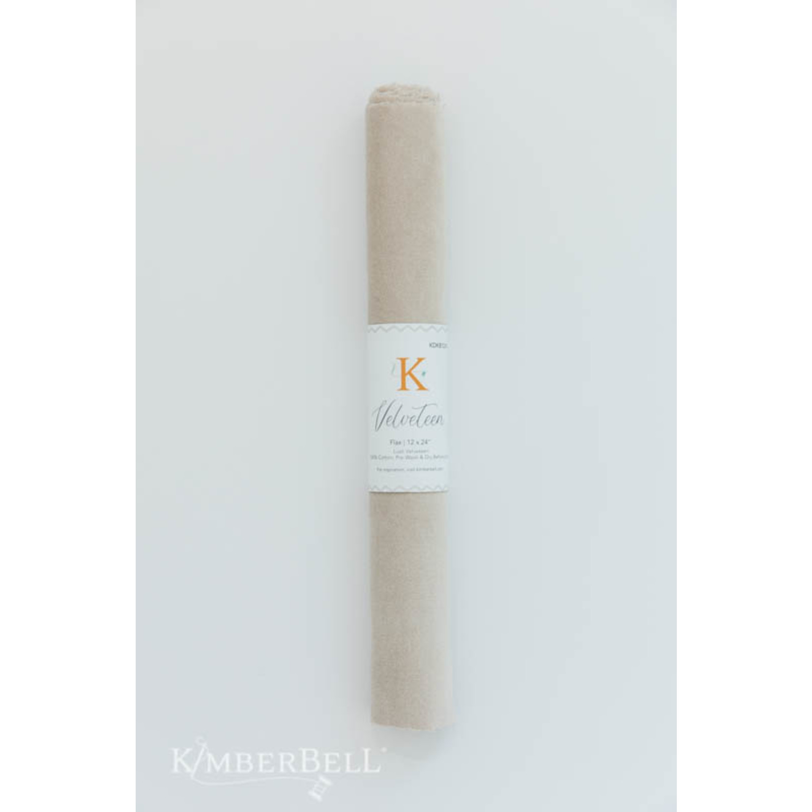 Kimberbell Designs Velveteen 12 x 24″ Flax