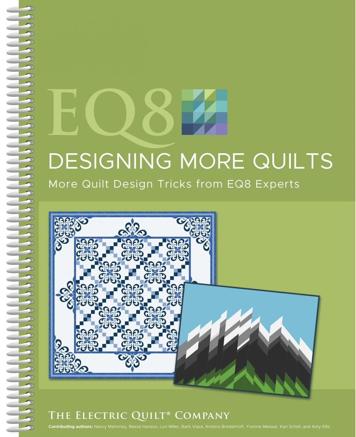 ELECTRIC QUILT COMPANY EQ8 Designing More Quilts