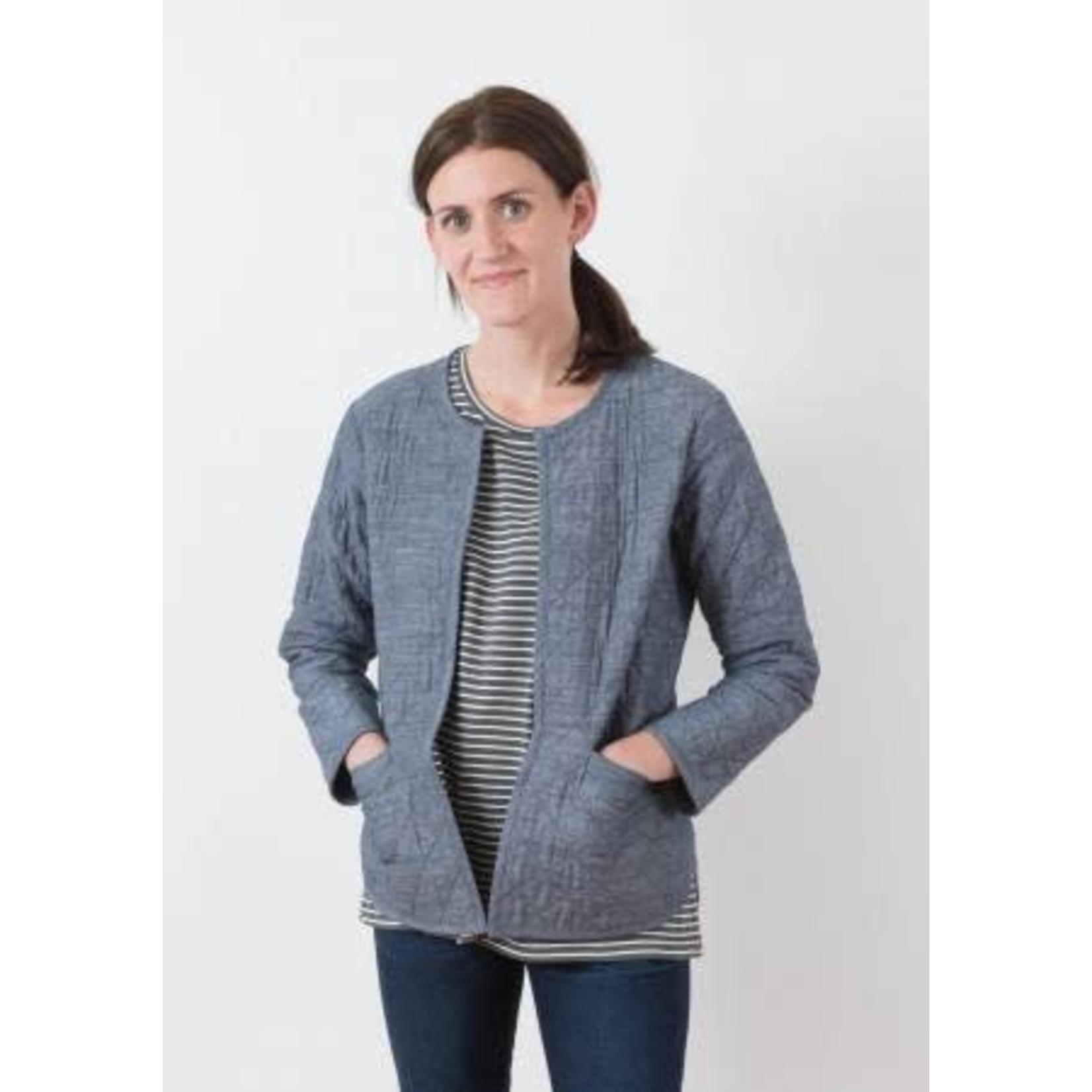 GRAINLINE STUDIO Tamarack Jacket Pattern