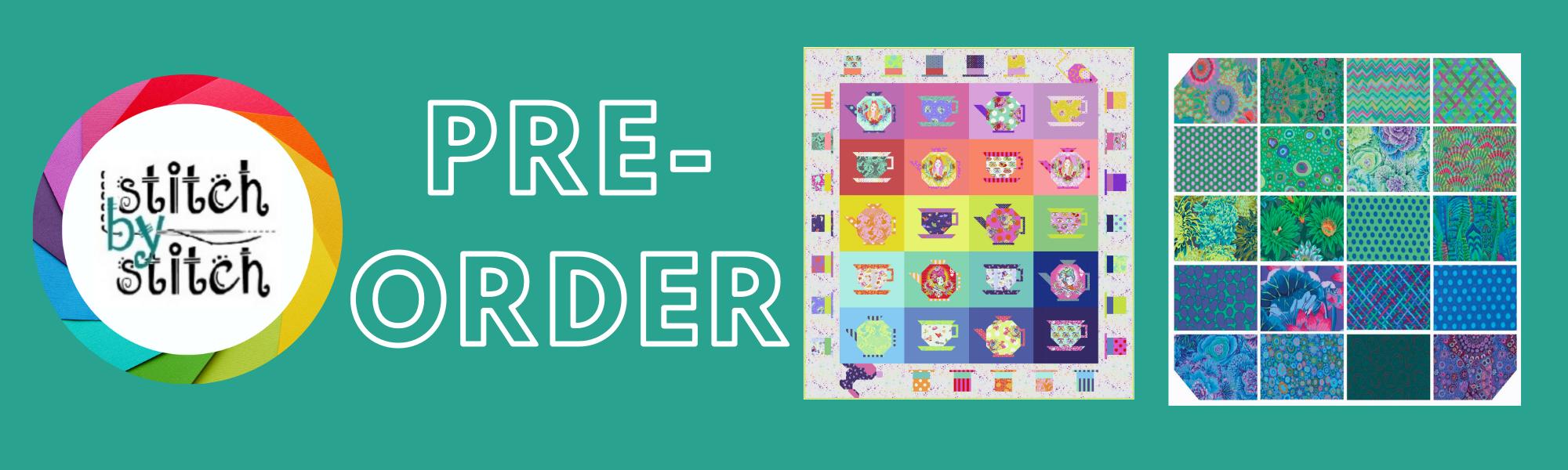 Pre-Order Fabric
