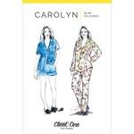 Closet Core Patterns Closet Core - Carolyn Pajama Pattern 0-20