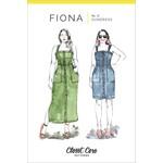 Closet Core Patterns Closet Core - Fiona Sundress Pattern 0-20