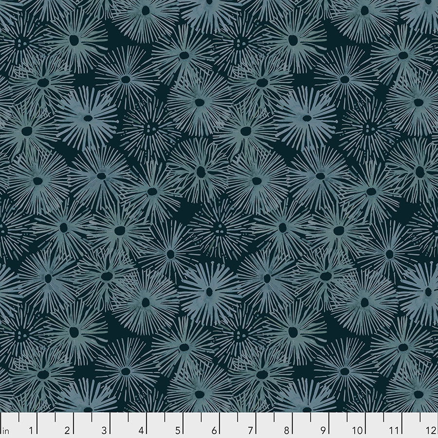 FREE SPIRIT Time and Tide, Urchin - Depths - $0.16 per cm or $16/m