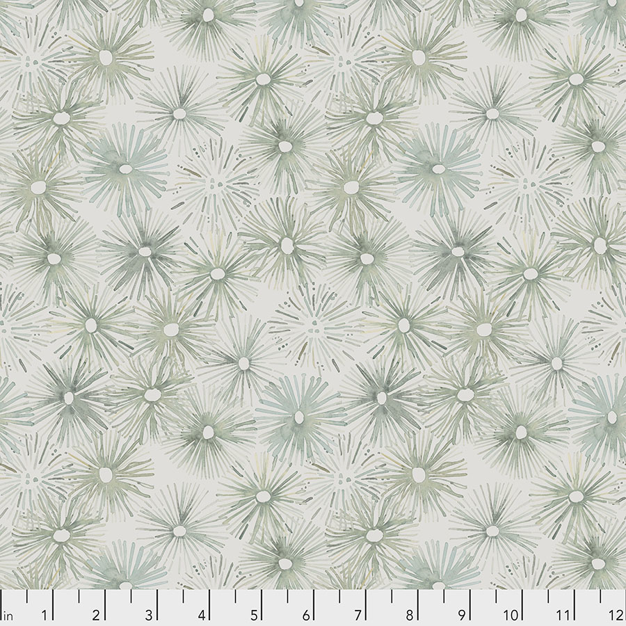FREE SPIRIT Time and Tide, Urchin - Sand - $0.16 per cm or $16/m