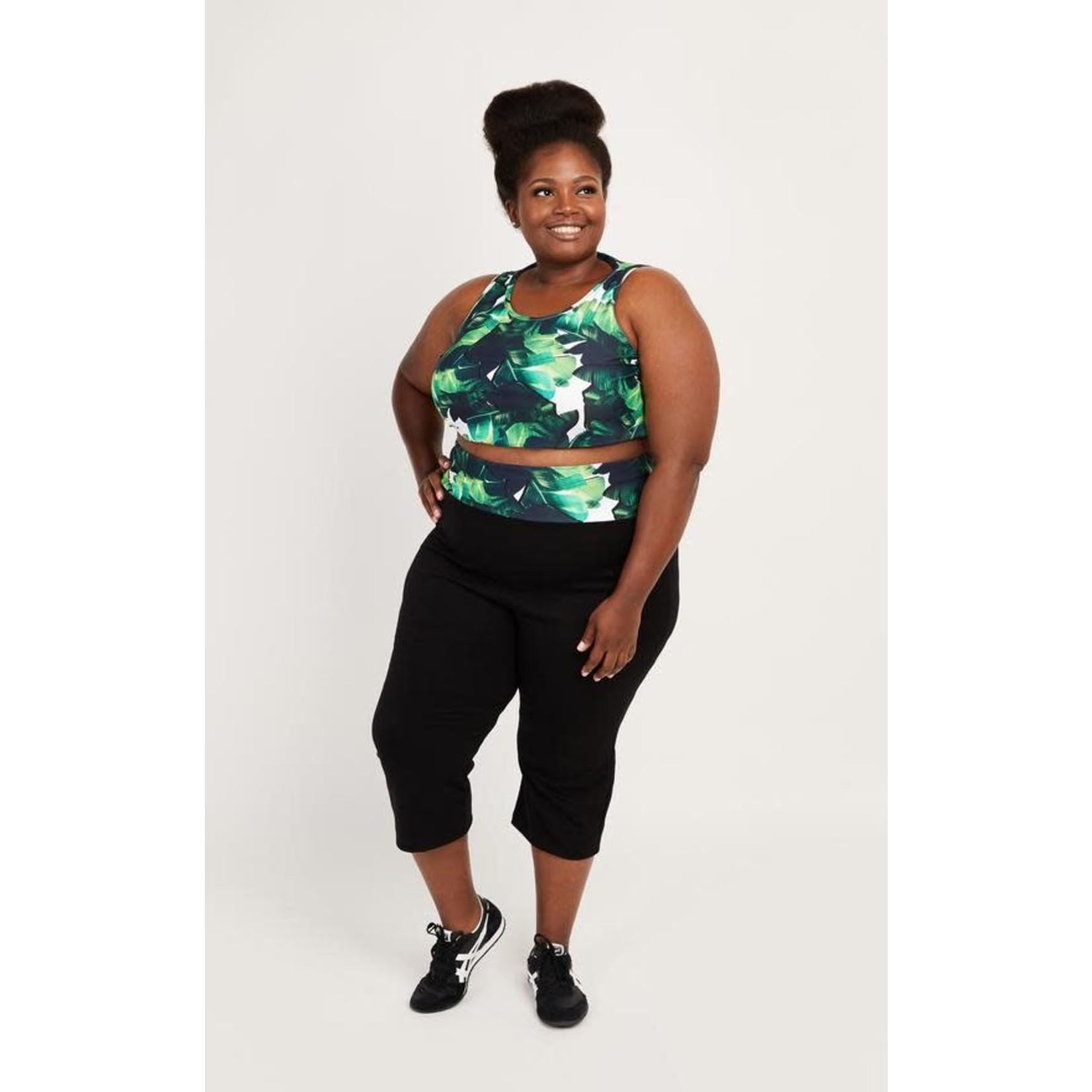 Cashmerette Belmont Leggings & Yoga Pants Pattern 12-28 (Cup C-H)